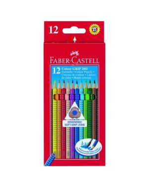 matite colour grip Faber Castell 112412 4005401124122 112412_73597