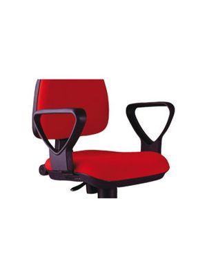 Coppia braccioli per sedia operativa a41b ACCBRTHF2 8050043740717 ACCBRTHF2_74716 by Unisit