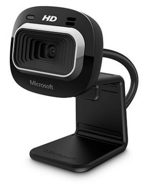 Microsoft lifecam hd-3000 for business T4H-00004_8038DD3 by Microsoft - Hrd Hardware