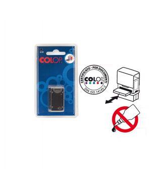 Tampone colop pocketstamp 20 e - psp20 nero E/PSP20.N 74923 A E/PSP20.N_74923 by Colop