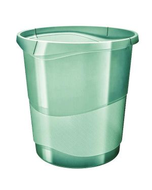 Colour ice cestino 14 lt.  verde Esselte 626290 4049793054759 626290