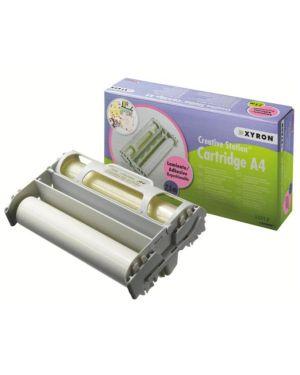Bobina xyron plast - adesiv 7 5mt Leitz 23463 5706831234632 ES_23463