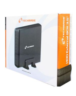 Techmade box esterno 3.5  usb 2.0 Prodotti Bulk TM-GD35621 8099990004848 TM-GD35621
