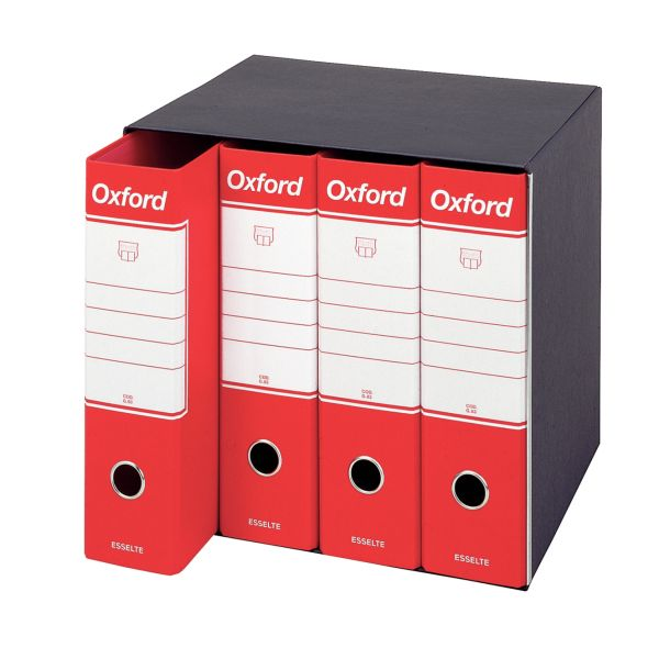 Gruppi OXFORD Colore Rosso ES_390789160 by Esselte