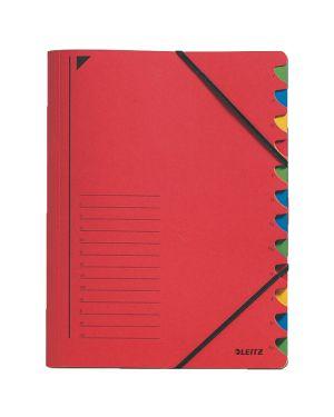 Libro monitore Leitz Office Colore Rosso ES_39120025