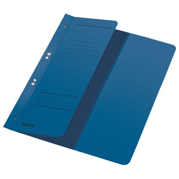 Cartella con occhielli Manilla Leitz Colore Blu