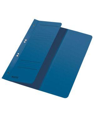 Cartella con occhielli Manilla Leitz Colore Blu ES_37400035