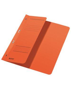 Cartella con occhielli Manilla Leitz Colore Arancione ES_37400045 by Leitz