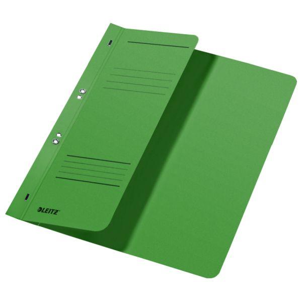 Cartella con occhielli Manilla Leitz Colore Verde