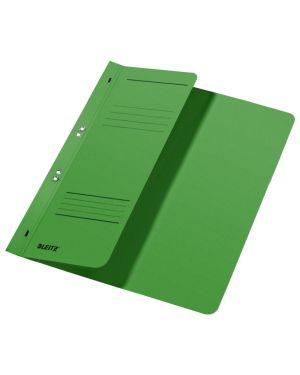 Cartella con occhielli Manilla Leitz Colore Verde ES_37400055