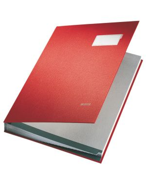 Libri firma Leitz Colore Rosso ES_57000125