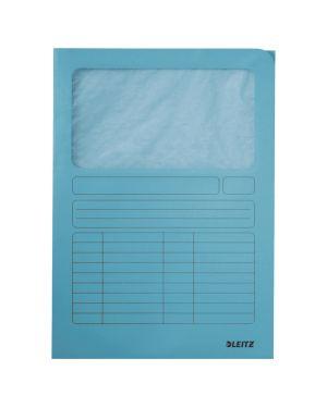 Cartelle Manilla con finestra trasparente Colore Blu chiaro ES_39500330 by Esselte