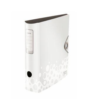 Registratore con meccanismo a leva 180° Leitz Active Bebop Colore Bianco ES_10470001