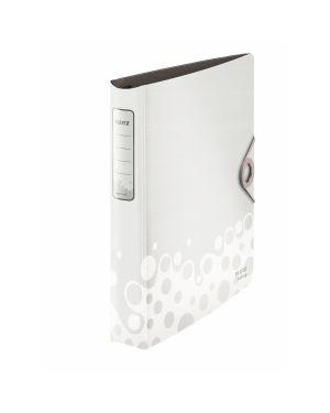 Raccoglitore ad anelli SoftClick Leitz Bebop Active Colore Bianco ES_42360001