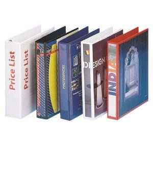 Raccoglitori Display in PVC Colore Blu ES_394652500