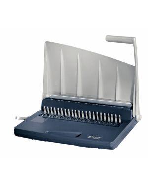 Rilegatrice Comb comBIND 300 Leitz Colore Argento/Blu ES_13263