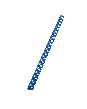 Dorsi in plastica comBIND Leitz, 12 mm Colore Blu ES_35073