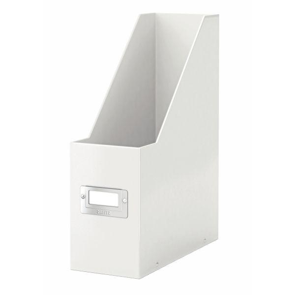 Portariviste Leitz Click & Store Colore Bianco