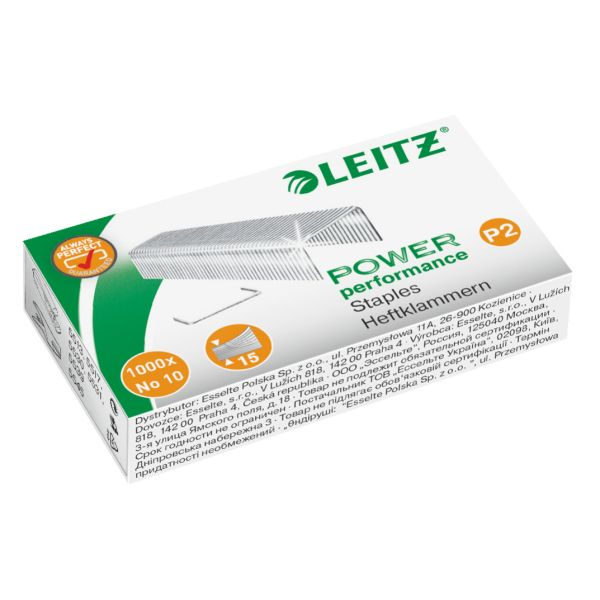 Punti P2 Leitz Power Performance Colore Bianco