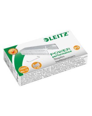 Punti P2 Leitz Power Performance Colore Bianco ES_55770000