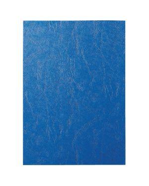 Copertine per rilegatura Leitz, effetto pelle Colore Blu ES_33663