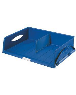 Vaschetta portacorrispondenza Leitz Sorty orizzontale A3 Colore Blu ES_52320035