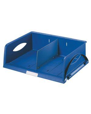 Vaschetta Leitz Sorty orizzontale A4 Maxi Colore Blu ES_52300035