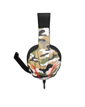 Cuffiee gaming camouflage tm-fl1 Prodotti Bulk TM-FL1-CAMGR 8099990140669 TM-FL1-CAMGR