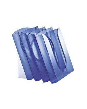 Composizione da scrivania Colore Blu traslucido ES_54000134