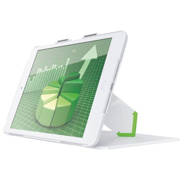 Custodia Leitz Complete con cover frontale e base di appoggio per iPad mini Colore Bianco ES_63610001 by Leitz