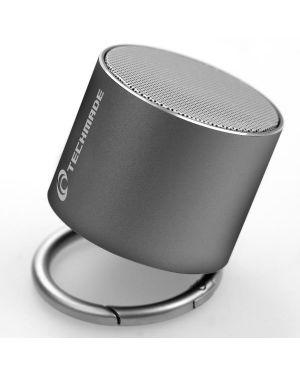 Speaker grey portatile senza filo Prodotti Bulk TM-BF-120GR 8099990013321 TM-BF-120GR