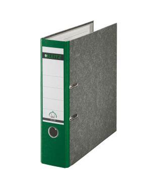 Registratore con meccanismo a leva 180° Leitz Classic marmorizzato Colore Verde ES_10805055