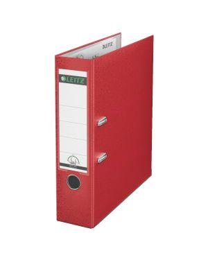 Registratore con meccanismo a leva 180° Leitz in plastica Colore Rosso ES_10105025