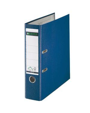 Registratore con meccanismo a leva 180° Leitz in plastica Colore Blu ES_10105035 by Leitz
