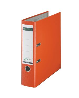 Registratore con meccanismo a leva 180° Leitz in plastica Colore Arancione ES_10105045