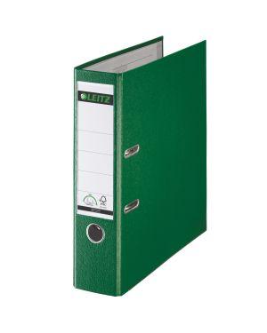 Registratore con meccanismo a leva 180° Leitz in plastica Colore Verde ES_10105055