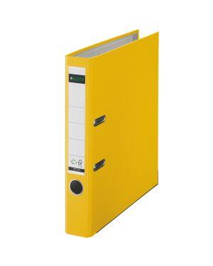 Registratore con meccanismo a leva 180° Leitz in plastica Colore Giallo ES_10155015