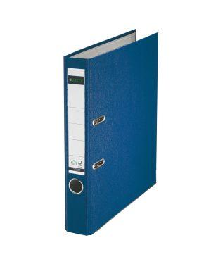 Registratore con meccanismo a leva 180° Leitz in plastica Colore Blu ES_10155035 by Leitz
