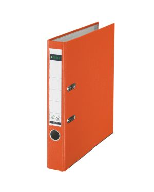 Registratore con meccanismo a leva 180° Leitz in plastica Colore Arancione ES_10155045 by Leitz