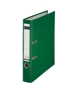 Registratore con meccanismo a leva 180° Leitz in plastica Colore Verde ES_10155055