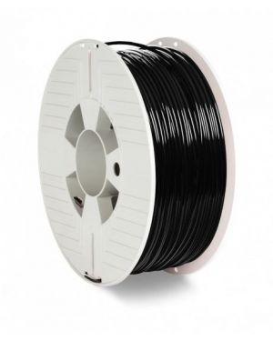 Filament 3d petg 2.85mm black 1kg Verbatim 55060V 23942550600 55060V