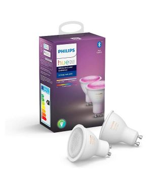 Hue white and color ambiance 2 x Philips 929001953102 8718699629250 929001953102