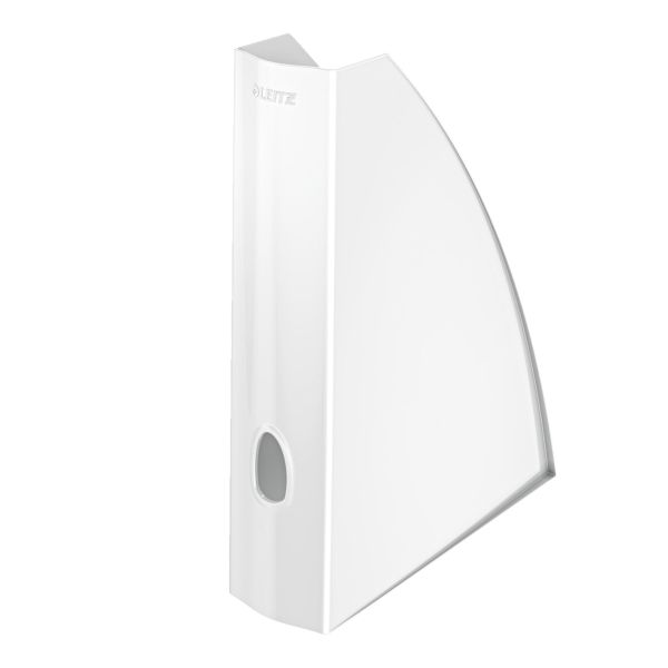 Portariviste Leitz WOW Colore Bianco metallizzato ES_52771001 by Leitz
