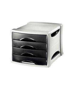 Cassettiera Esselte Intego, standard Colore Nero ES_39835