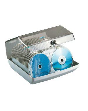 CD Box Colore Grigio chiaro ES_90955