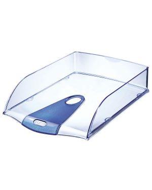 Vaschetta portacorrispondenza Leitz Allura Colore Blu Cristallo ES_52000005