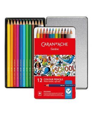 school line acquarellabili met Caran D'Ache 1290312 7630002330749 1290312
