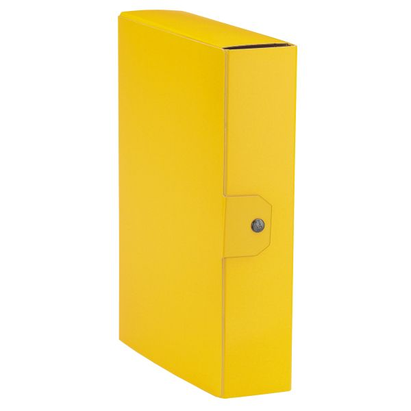 Cartelle a scatola Delso Order Colore Giallo ES_390388090 by Esselte