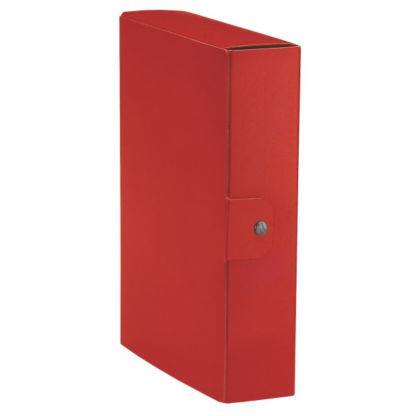 Cartelle a scatola Delso Order Colore Rosso ES_390388160 by Esselte