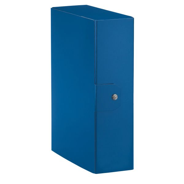 Cartelle a scatola Delso Order Colore Blu ES_390390050 by Esselte